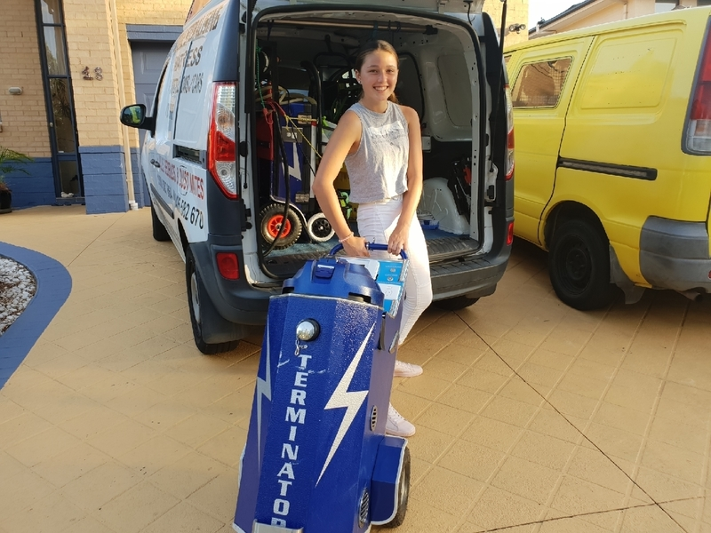 19020 Mobile Cleaning and Sanitation Business - Open This Business Anywhere