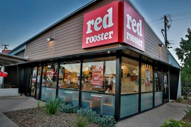 Red Rooster Franchise (2 Locations - South Brisbane)