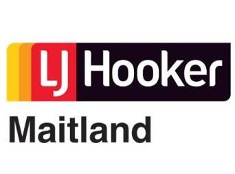 L.J. Hooker Maitland Logo