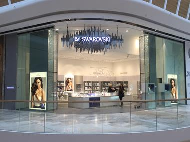 SWAROVSKI JEWELLERY PARTNERSHIP OPPORTUNITY