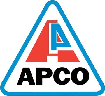 APCO Service Stations Logo