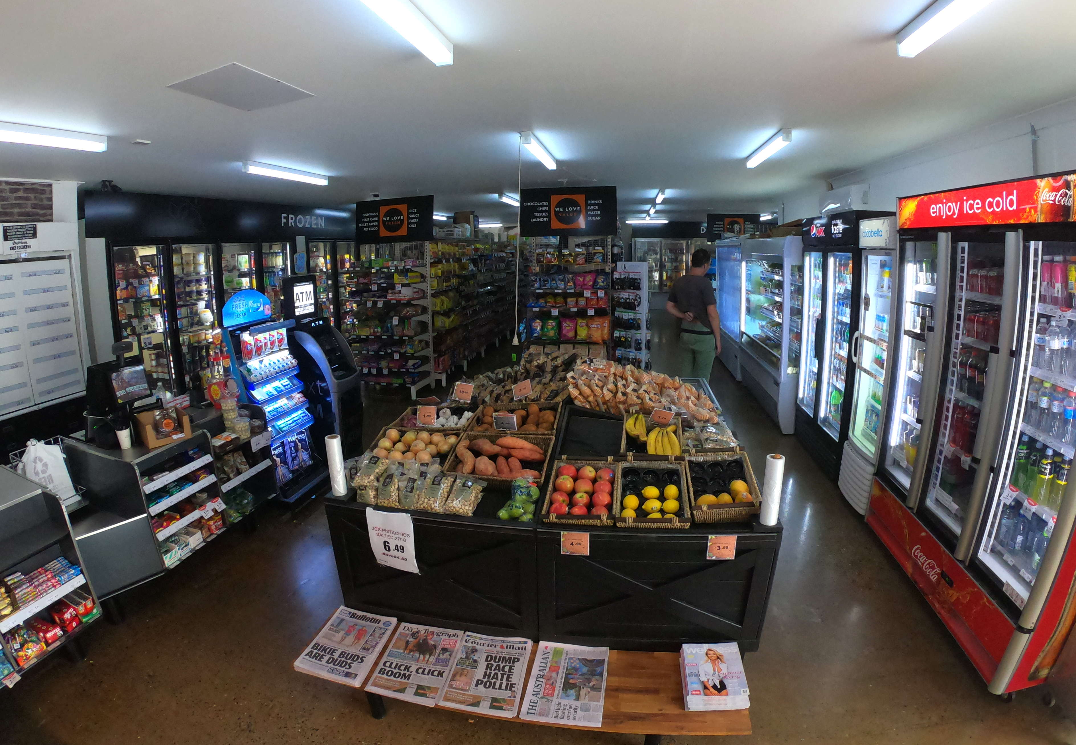 FOODWORKS BURLEIGH WATERS IS FOR SALE