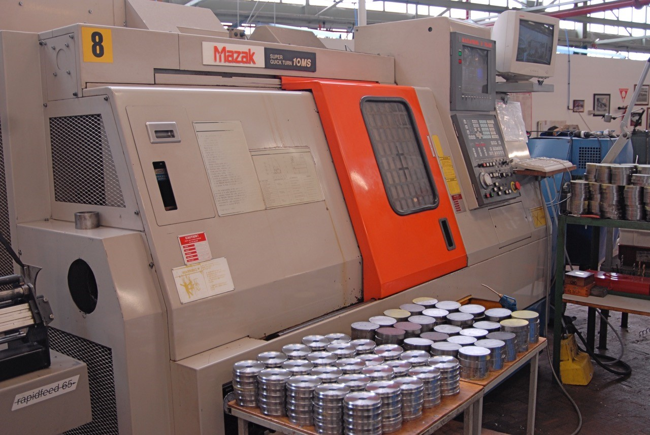 Engineering and CNC Machining Manufacturing Business