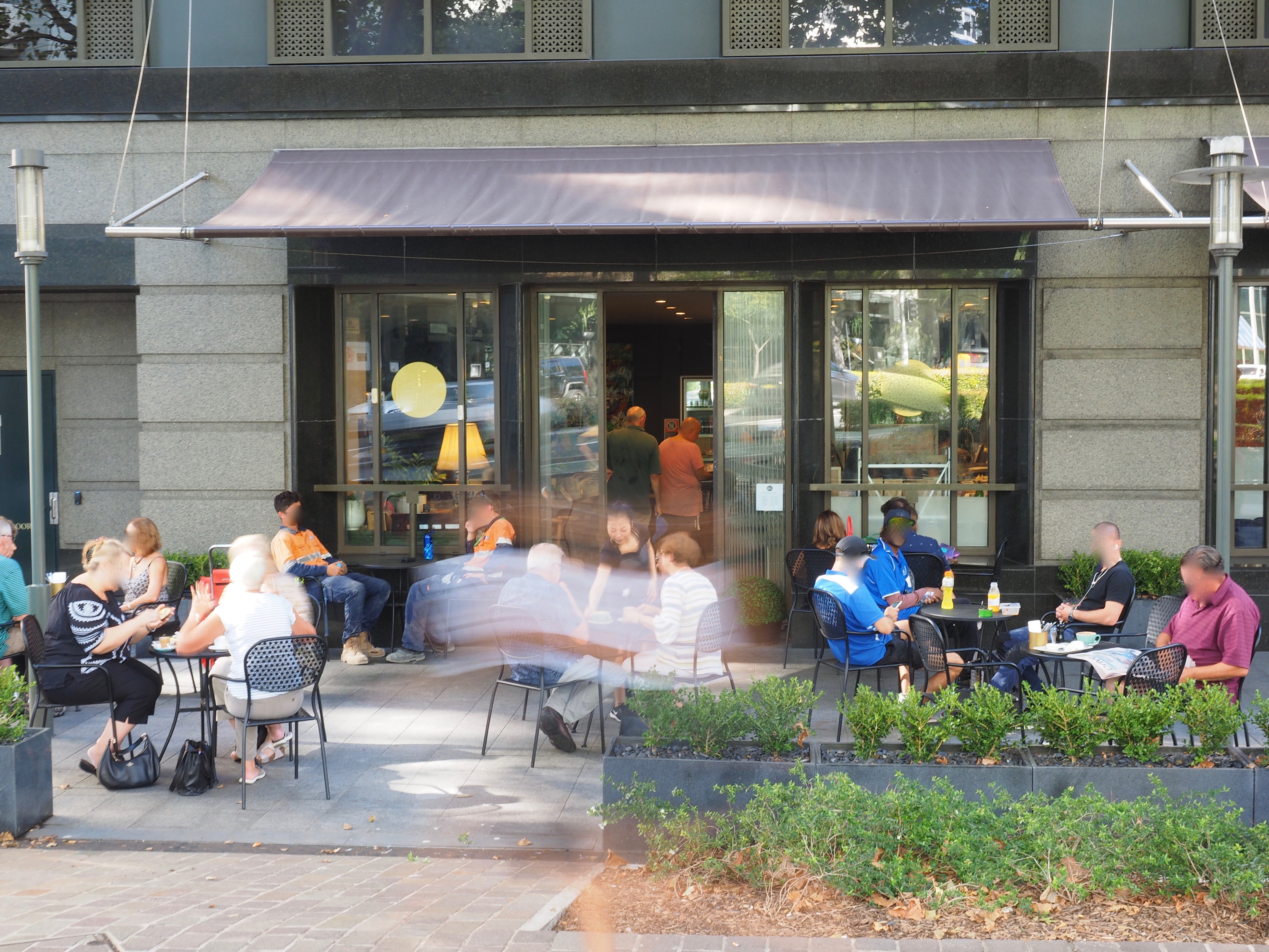 Serenity in the City - Cafe with Small Bar Liquor Licence