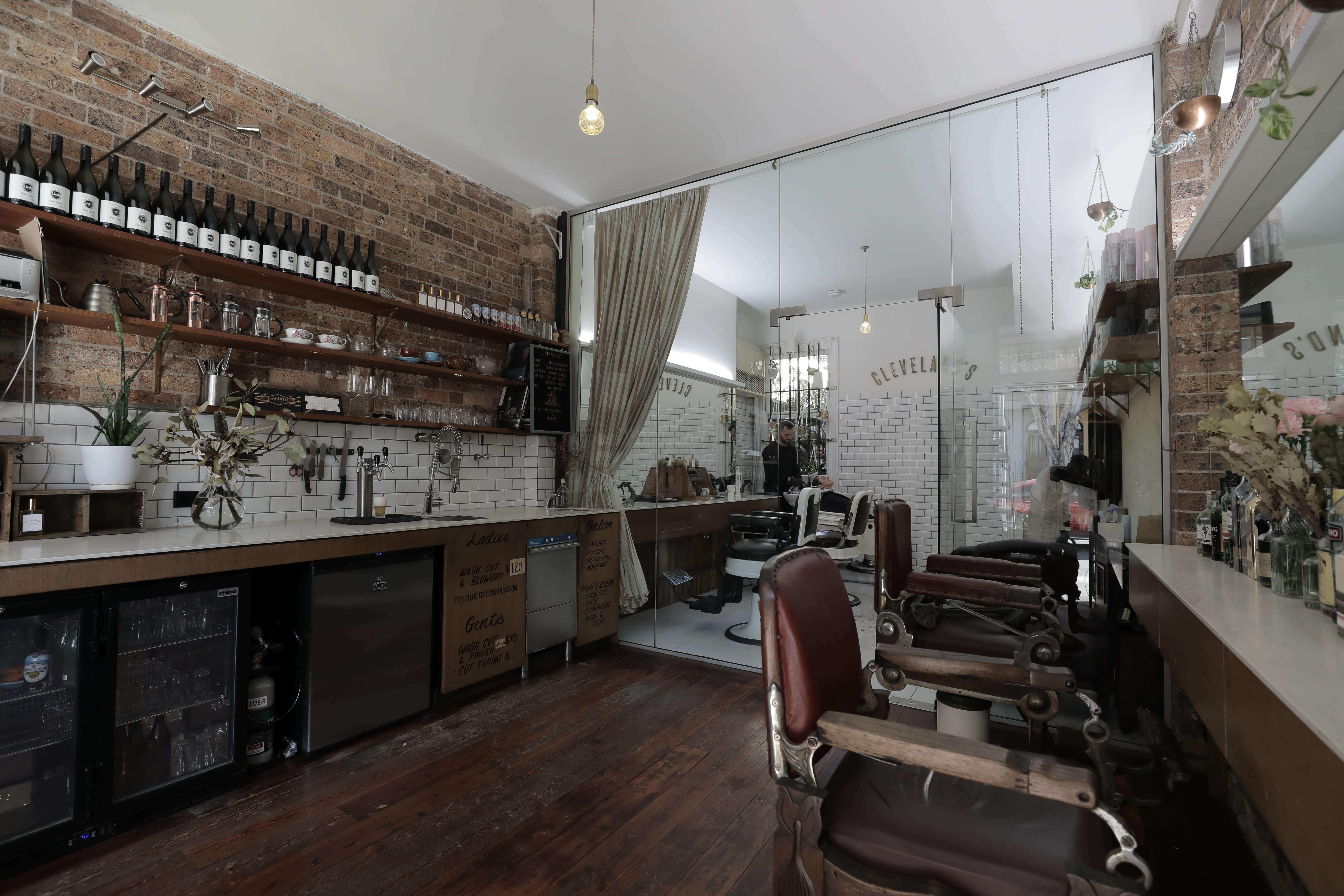 Sydney Barber/Salon
