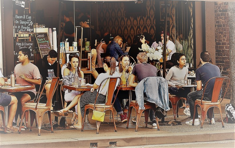 Destination Cafe, fantastic growing  turnover