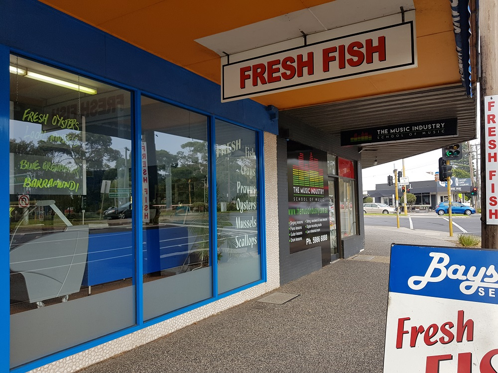 Seafood Business on the Mornington Peninsula – What a great catch!
