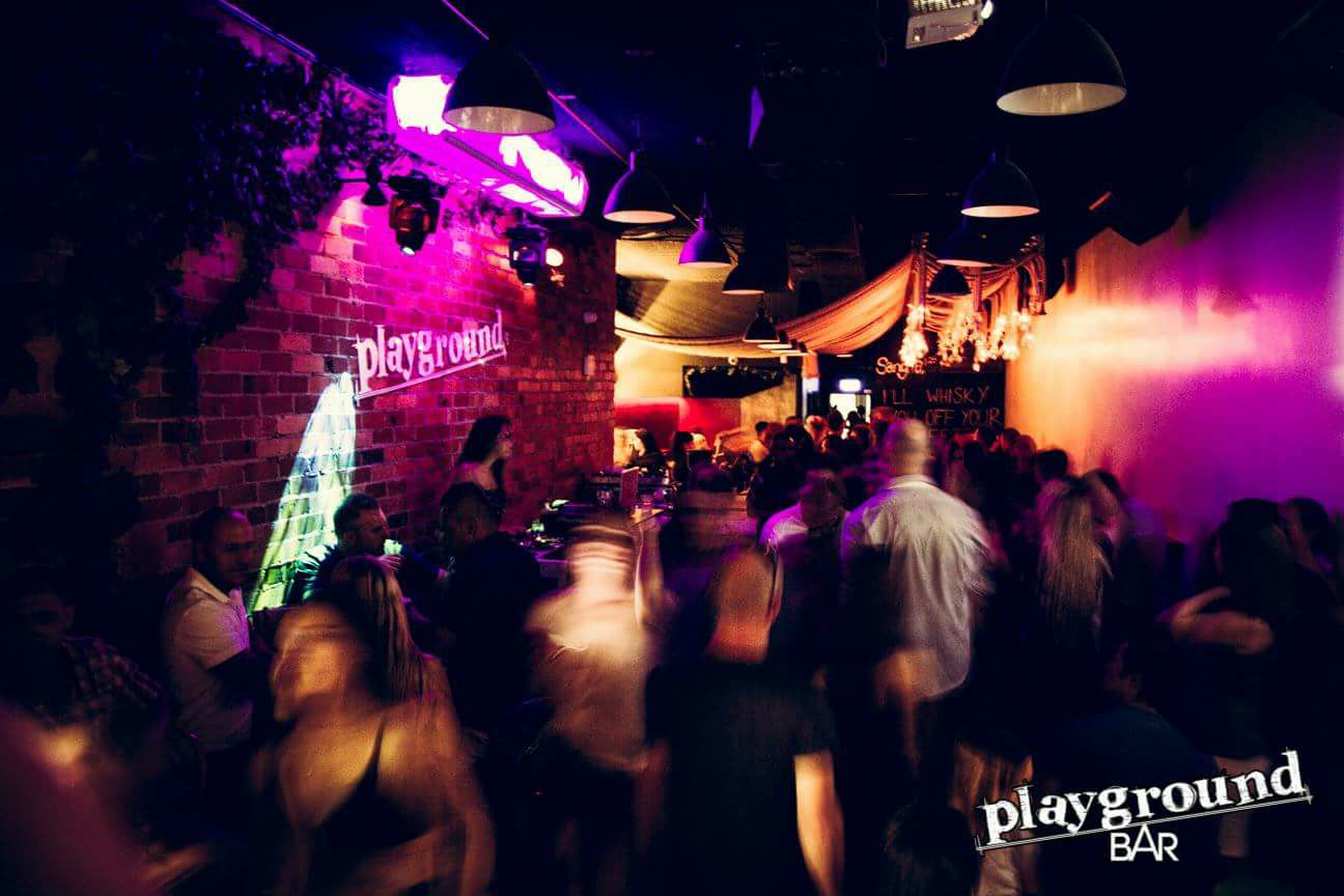 Playground Bar. Fun, Vibrant, Exciting! Only 3 nights per week, Huge profits!