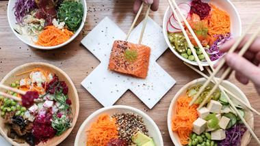 POKÉ ME: Health Bowl Bar - New Poké Restaurant! Bondi, Sydney
