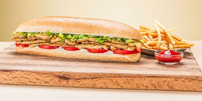 Australia's newest food franchise | Jon Smith Subs | Casual dining | Canberra