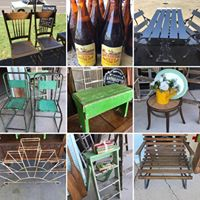 Vintage / retro furniture & homeware store, cafe in dream location PRICE REDUCED