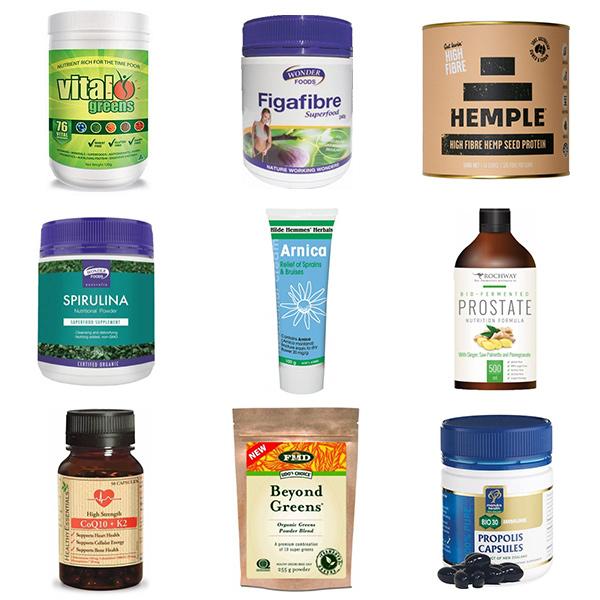 Online Health Supplements Business