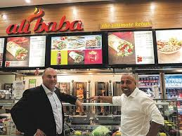 New Ali Baba in Roselands : The Ultimate Kebab : Fast Food thats fresh & healthy