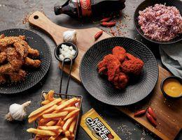 NeNe Chicken - Korean fried chicken franchise (Dine-in/Express/Food court)