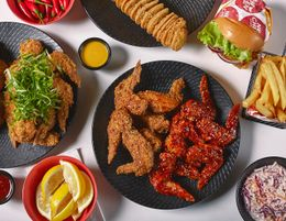 NeNe Chicken-Korean Fried Chicken Franchise-World Square NSW(Dine-In/FoodCourt)