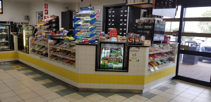 BRANDED SUPERMARKET NIGHT OWL / CONVENIENCE STORE / FAMOUS BRAND - WALK IN WALK