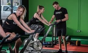 Core9 Fitness & Health : Unique 31min total workout regime for all : Brisbane