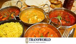 One of the GC's most respected Indian Restaurant - Large Double Frontage