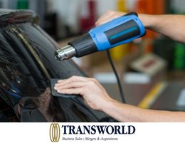 Be your own boss - Franchised Window Tinting Business – Great GC location