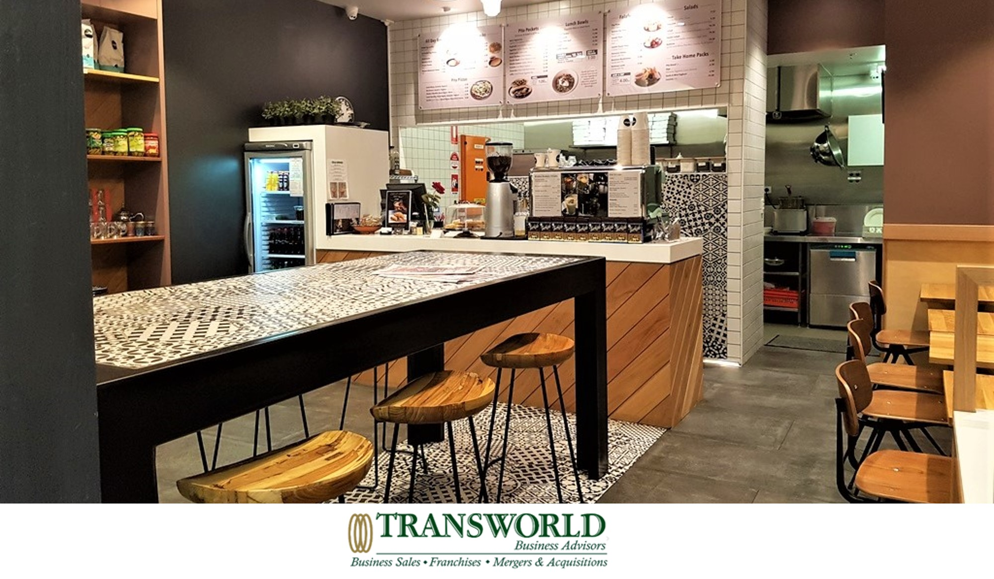 Bargain! Major Centre Cafe Eatery inc Premium Fit Out