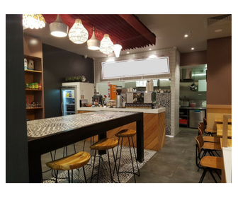 Bargain! Major Centre Cafe Eatery inc Premium Fit Out