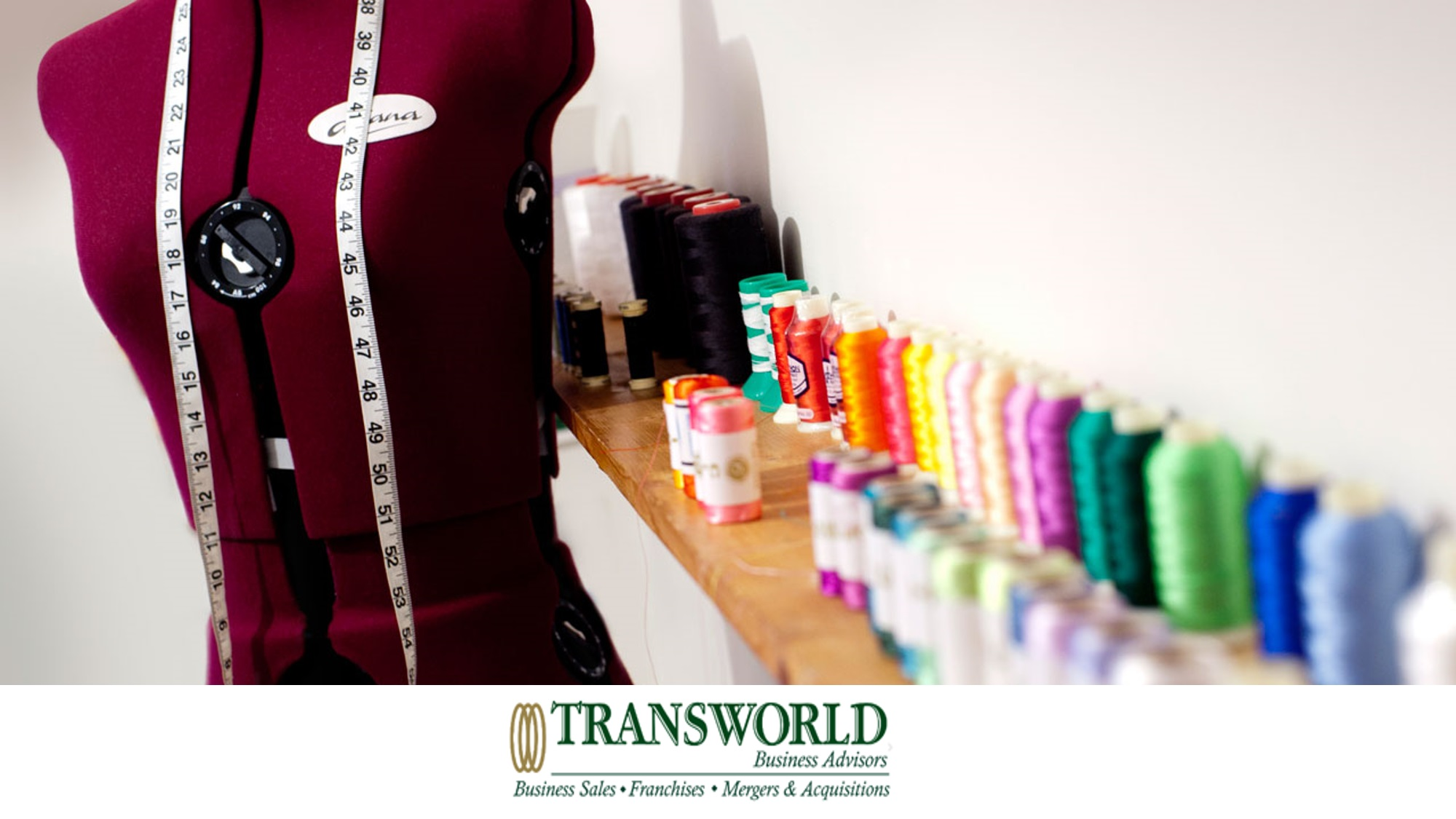 Price Reduced - Prestigious Fashion Alterations Business - High Margin Business