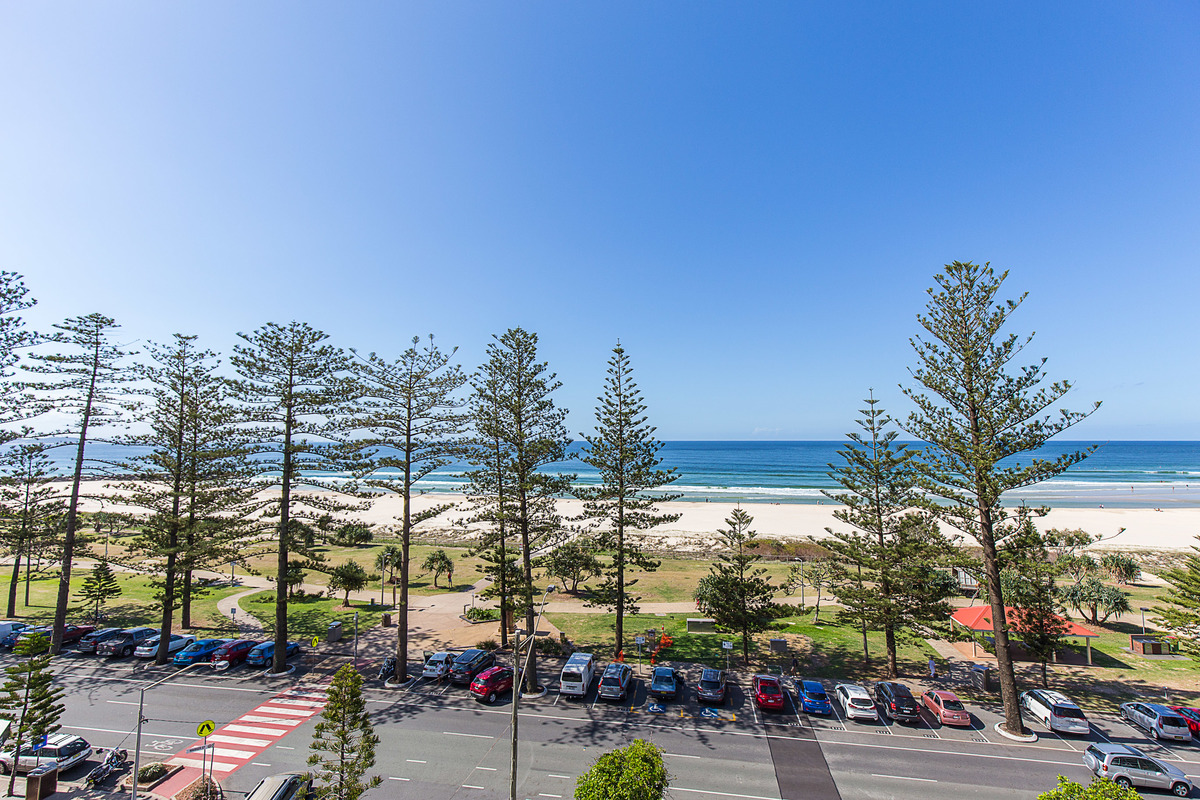 2 Bedroom Unit and Management Rights - Coolangatta