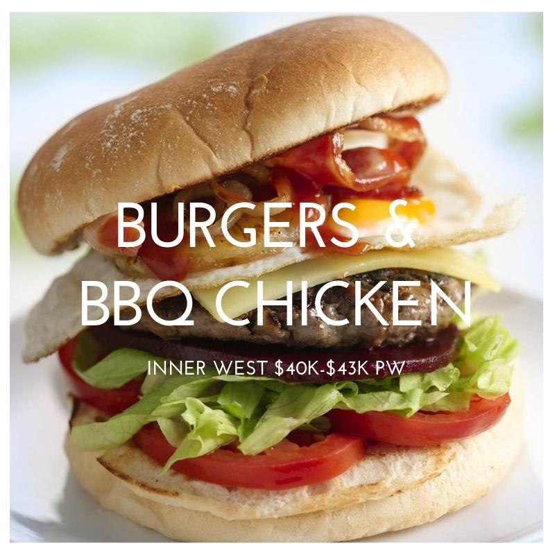 Breathtaking Burger & BBQ Chicken Gourmet Takeaway