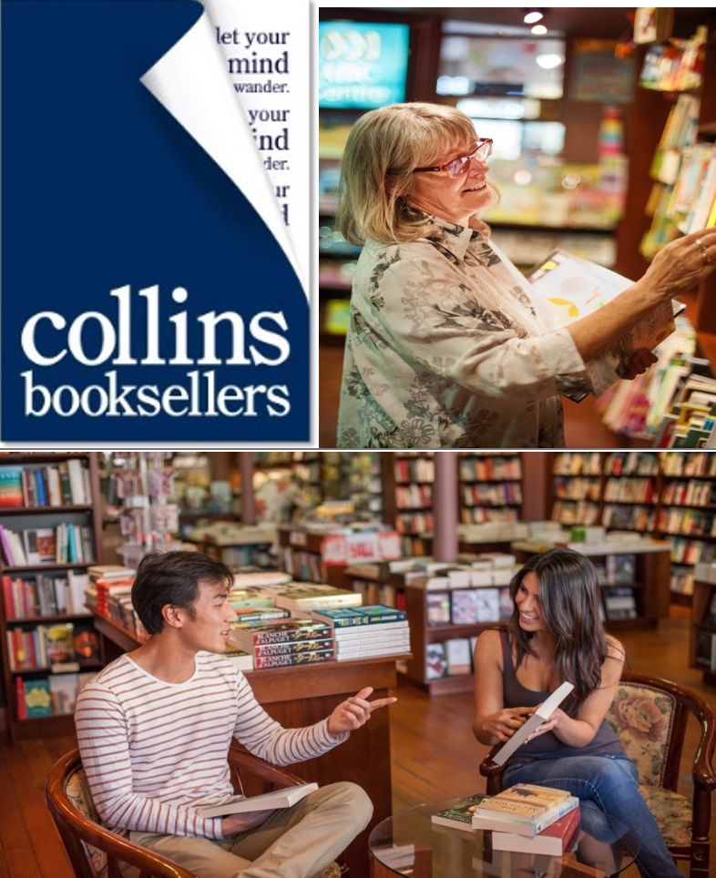 Collins Booksellers Traralgon Victoria