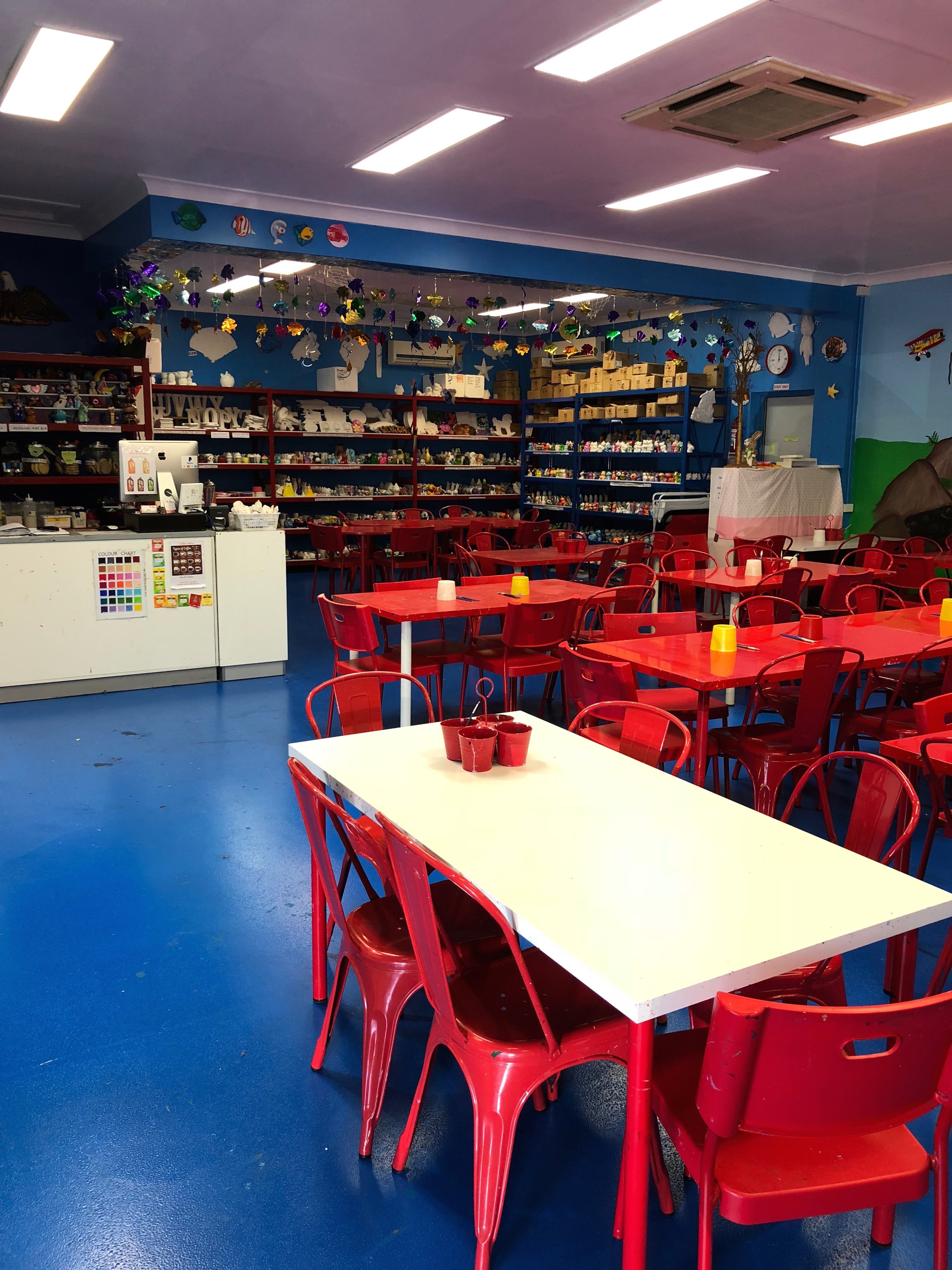 PRICE REDUCED - Plaster Fun House East Brisbane