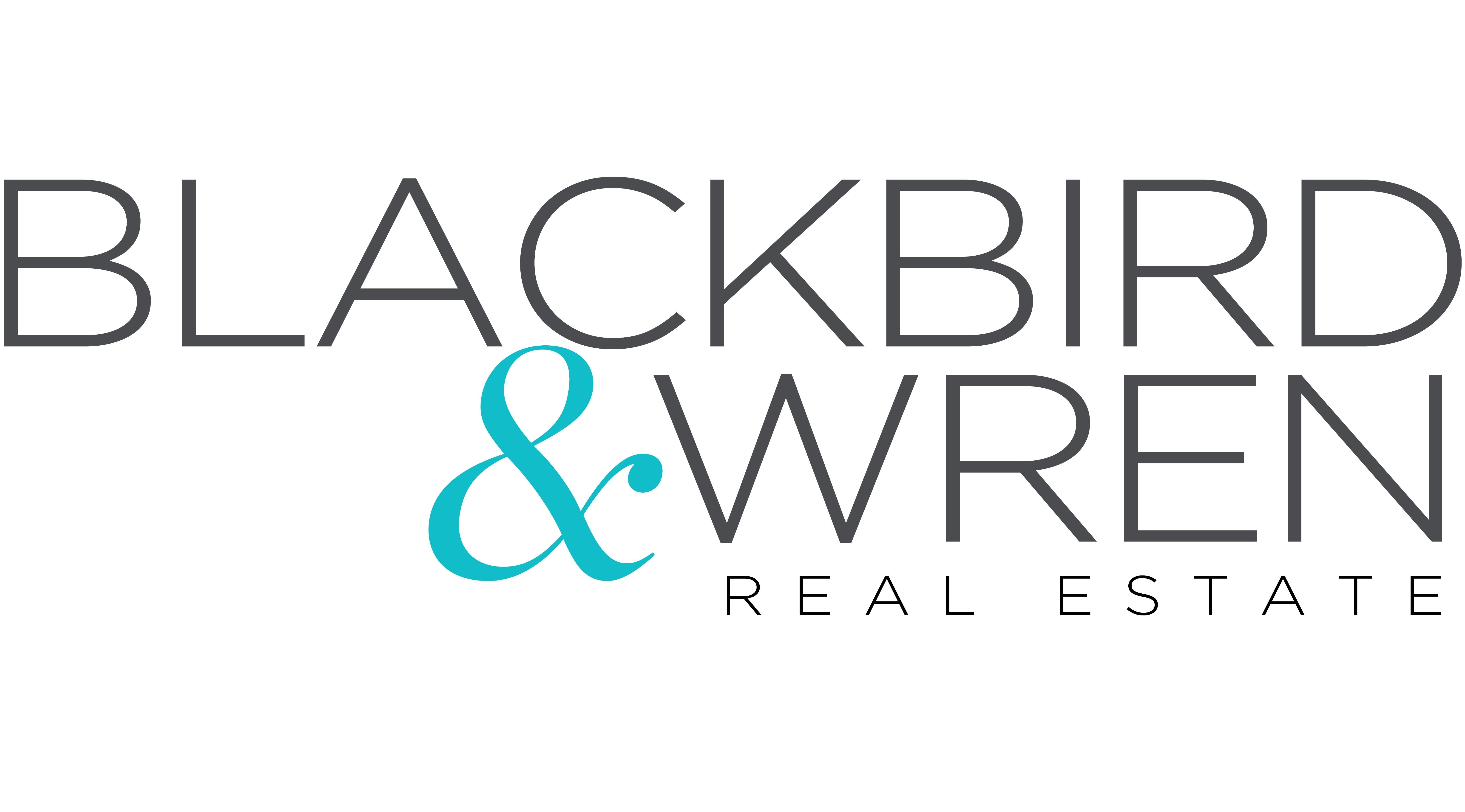 Blackbird & Wren Logo