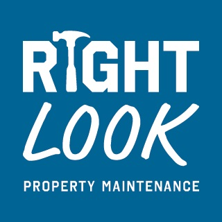 Right Look Building Property Maintenance Logo