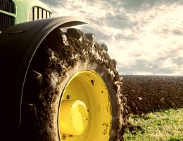 Sales & Service of Agricultural Machinery
