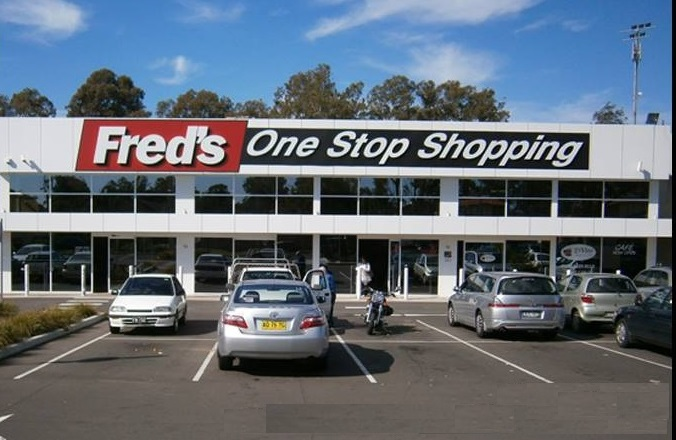 Freds One Stop Shop Supermarket