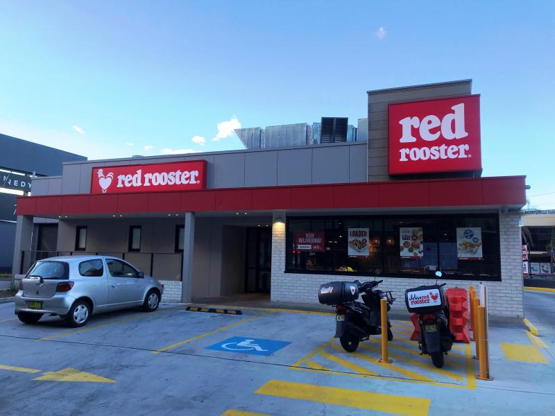 Red Rooster franchise - T/O $1.3m+ REFZ2227