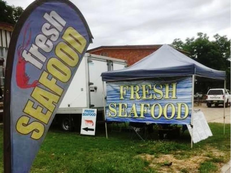 Mobile Seafood Retailer, Lifestyle Opportunity  REFZ2221