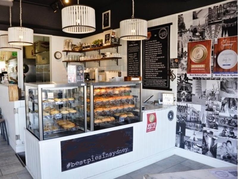 Pie Shop, Bakery & Cafe, Award Winner REFZ2203