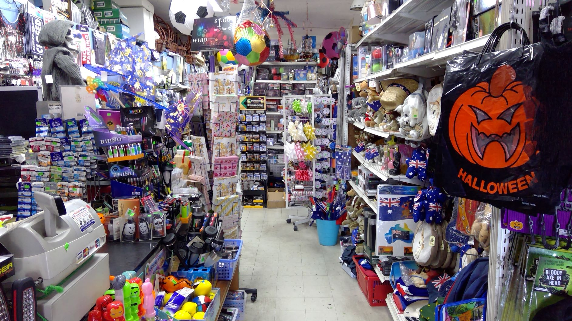 GIFT STORE FOR SALE – ST KILDA – 15 YEARS EST..