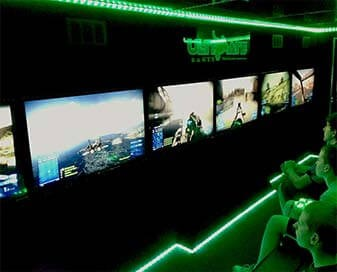 ENTERTAINMENT GAMING CONSOLE TRAILER HIRE BUSINESS FOR SALE