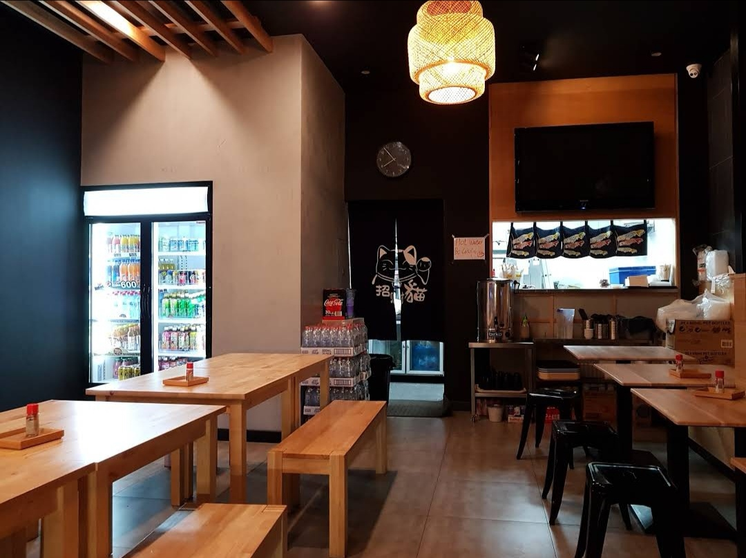 Japanese restaurant in CBD for sale