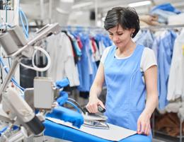 Dry Cleaning, Laundry, Ironing Service