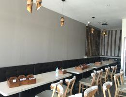 Modern Asian Fusion Restaurant