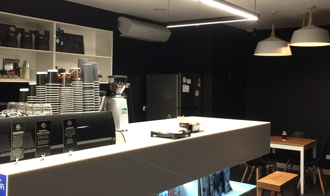 UNDER OFFER: Cafe only open 5 days a week, high quality coffee