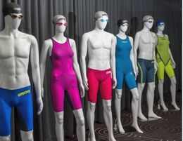 Hire and sales of mannequins and racks