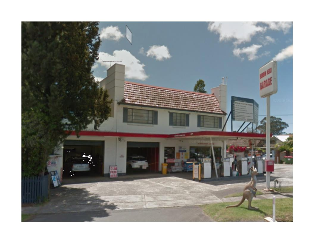 Petrol & Service Station – North Turramurra