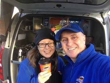 Mobile Coffee Van Franchise New Espresso To Go coffee business available in Qld