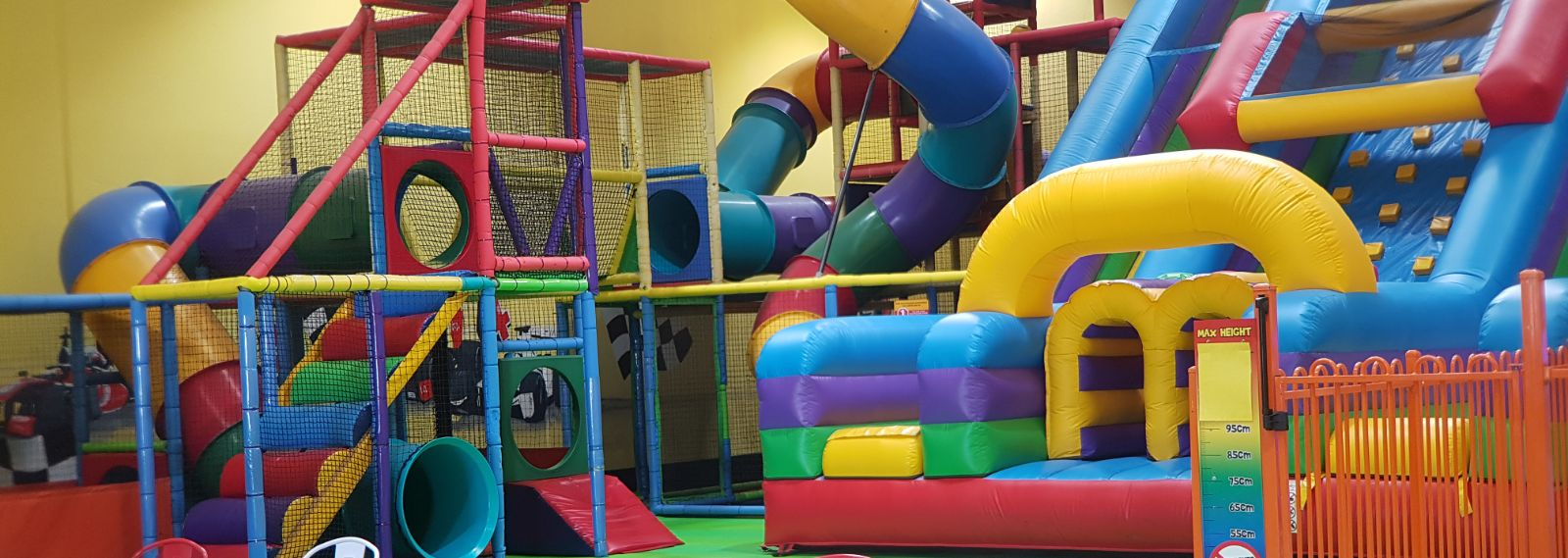 Indoor playcentre and café priced for sale in Epping $129,999 ONO