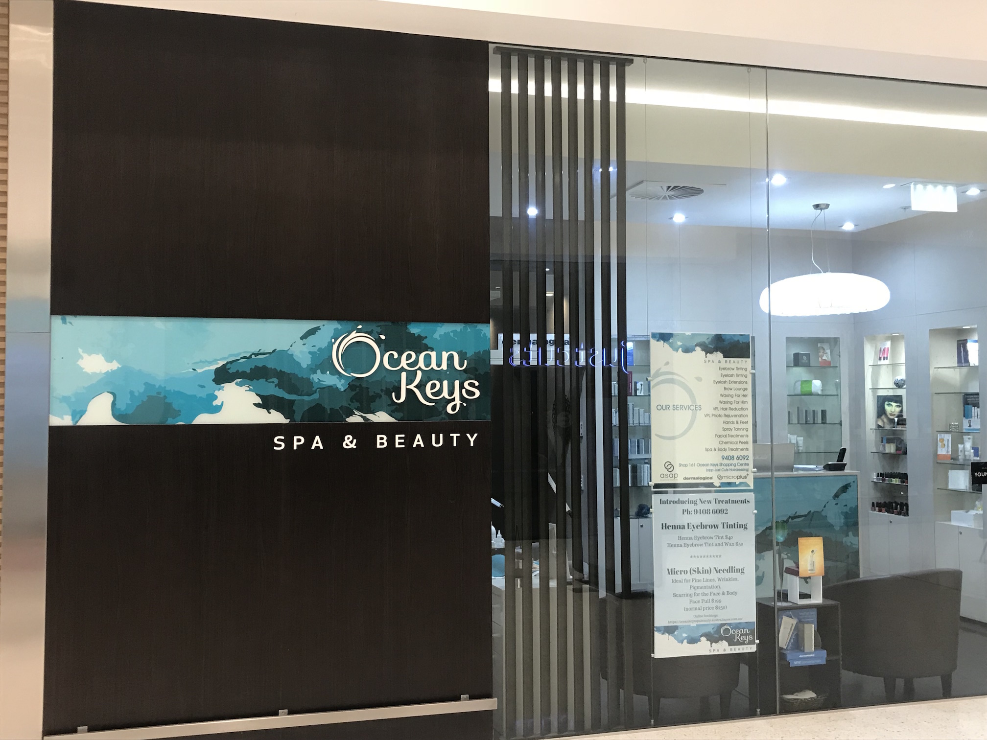 3 luxurious Perth beauty salons in prime locations
