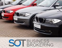 Car Dealership With Year on Year Growth