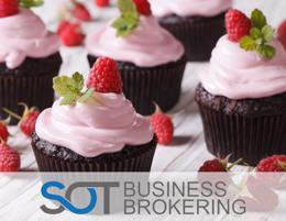 Cake Supply & Catering - High Margin & Loyal Customers